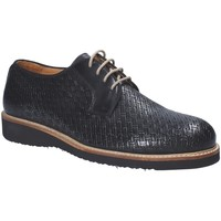 Cipők Férfi Oxford cipők Exton 886 Fekete