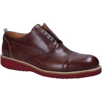 Cipők Férfi Oxford cipők Exton 881 Barna