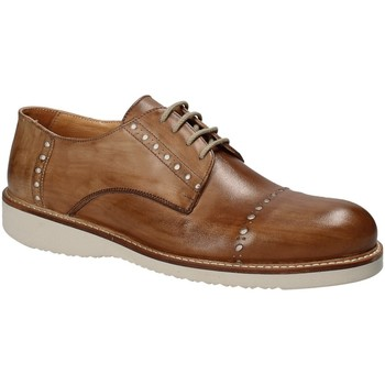 Cipők Férfi Oxford cipők Exton 883 Barna