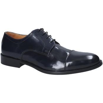 Cipők Férfi Oxford cipők Exton 1375 Kék