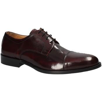 Cipők Férfi Oxford cipők Exton 1375 Piros