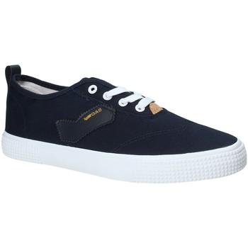 Cipők Férfi Rövid szárú edzőcipők Gas GAM810111 Kék