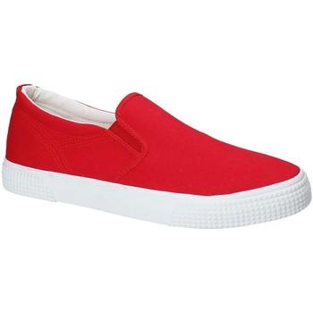 Cipők Férfi Belebújós cipők Gas GAM810165 Piros