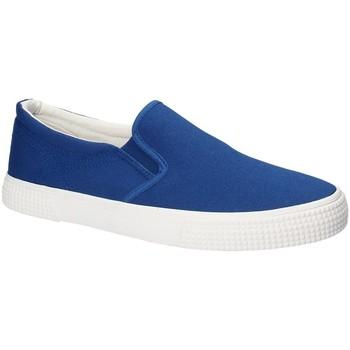 Cipők Férfi Belebújós cipők Gas GAM810165 Kék