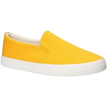 Cipők Férfi Belebújós cipők Gas GAM810165 Sárga
