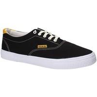 Cipők Férfi Rövid szárú edzőcipők Gas GAM810160 Fekete