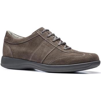 Cipők Férfi Rövid szárú edzőcipők Stonefly 110611 Barna
