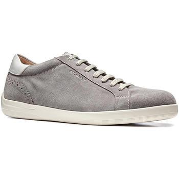 Cipők Férfi Rövid szárú edzőcipők Stonefly 110645 Szürke