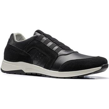 Cipők Férfi Rövid szárú edzőcipők Stonefly 110791 Fekete