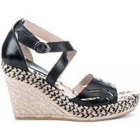 Cipők Női Szandálok / Saruk Lumberjack SW25506 003 P05 Fekete
