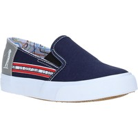 Cipők Fiú Belebújós cipők U.s. Golf S19-SUK403 Kék