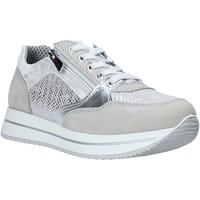 Cipők Női Rövid szárú edzőcipők IgI&CO 5164522 Ezüst
