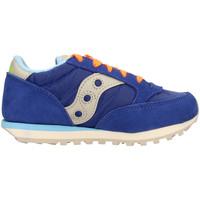 Cipők Gyerek Rövid szárú edzőcipők Saucony SK262476 Kék