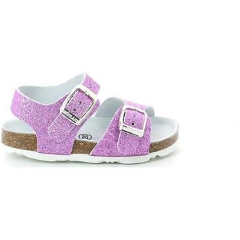 Cipők Lány Szandálok / Saruk Grunland SB1201 Ibolya