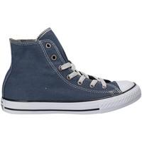 Cipők Fiú Magas szárú edzőcipők Converse 660966C Kék