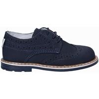 Cipők Fiú Oxford cipők Melania ME1003B8E.H Kék