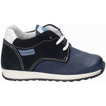 Cipők Gyerek Csizmák Melania ME1041B8E.B Kék