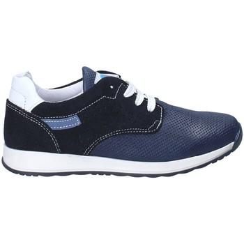 Cipők Fiú Rövid szárú edzőcipők Melania ME6041F8E.B Kék