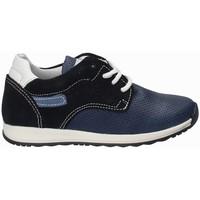 Cipők Fiú Rövid szárú edzőcipők Melania ME2041D8E.B Kék