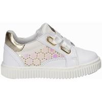 Cipők Lány Rövid szárú edzőcipők Melania ME1142B8E.A Fehér