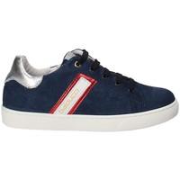 Cipők Fiú Rövid szárú edzőcipők Balducci 10276C Kék