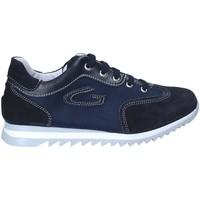 Cipők Fiú Rövid szárú edzőcipők Guardiani GK25343G Kék