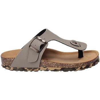 Cipők Gyerek Lábujjközös papucsok Bionatura 22B1010 Szürke