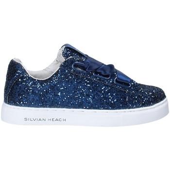 Cipők Gyerek Rövid szárú edzőcipők Silvian Heach SH-S18-6 Kék