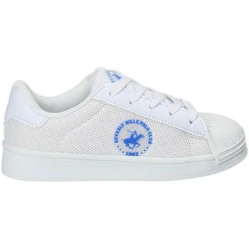 Cipők Gyerek Rövid szárú edzőcipők Beverly Hills Polo Club BH-2028 Fehér