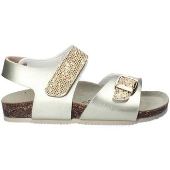 Cipők Lány Szandálok / Saruk Gold Star 8847Q Sárga