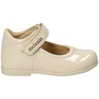 Cipők Lány Balerina cipők  Melania ME1023B8E.B Bézs