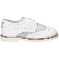 Cipők Gyerek Oxford cipők Melania ME1003B8E.C Fehér