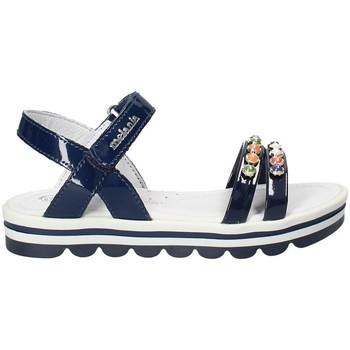Cipők Lány Szandálok / Saruk Melania ME4162D8E.A Kék
