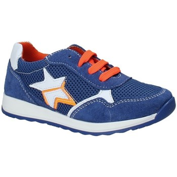 Cipők Fiú Rövid szárú edzőcipők Melania ME2153D8E.B Kék