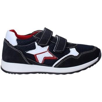 Cipők Fiú Rövid szárú edzőcipők Melania ME2175D8E.D Kék