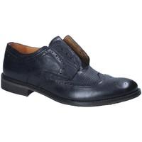 Cipők Férfi Oxford cipők Exton 9434 Kék