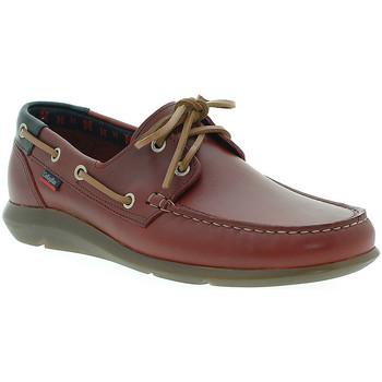 Cipők Férfi Vitorlás cipők CallagHan 14400 Piros