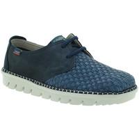 Cipők Férfi Oxford cipők CallagHan 14502 Kék
