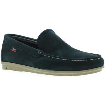 Cipők Férfi Mokkaszínek CallagHan 85100 Kék