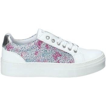 Cipők Lány Rövid szárú edzőcipők Melania ME6104F8E.A Fehér
