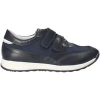 Cipők Fiú Rövid szárú edzőcipők Melania ME6027F8E.A Kék