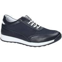 Cipők Fiú Rövid szárú edzőcipők Melania ME6019F8E.A Kék