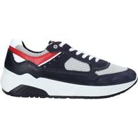 Cipők Férfi Rövid szárú edzőcipők IgI&CO 5131911 Kék