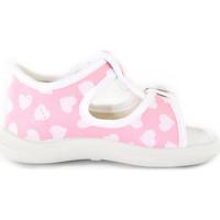 Cipők Lány Szandálok / Saruk Naturino 1500757 10 Rózsaszín