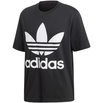 Ruhák Férfi Rövid ujjú pólók adidas Originals CW1211 Fekete