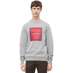 Ruhák Férfi Pulóverek Calvin Klein Jeans K10K102722 Szürke