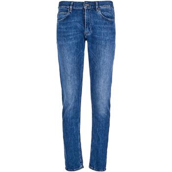 Ruhák Férfi Slim farmerek Calvin Klein Jeans K10K102940 Kék