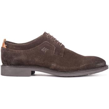 Cipők Férfi Oxford cipők Lumberjack SM34704 005 A16 Barna