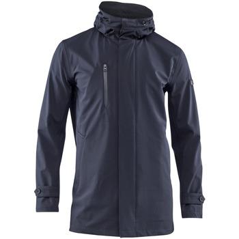 Ruhák Férfi Parka kabátok Lumberjack CM37823 003 401 Kék