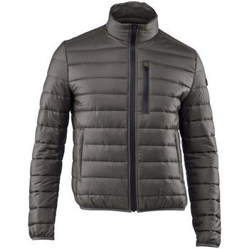 Ruhák Férfi Steppelt kabátok Lumberjack CM37822 003 402 Zöld